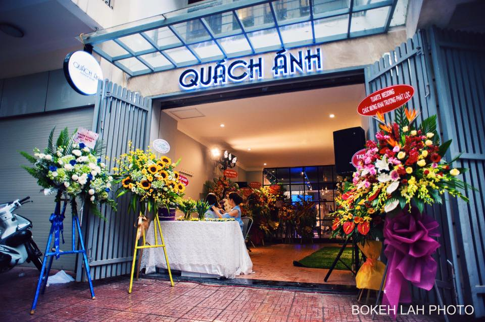 Grand Opening - Quach Anh Makeup Store